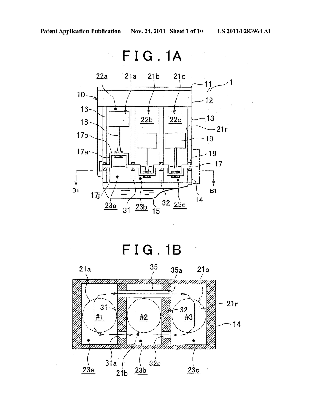 CRANK CHAMBER COMMUNICATION STRUCTURE OF MULTI-CYLINDER INTERNAL     COMBUSTION ENGINE - diagram, schematic, and image 02