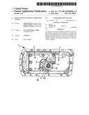 Oil Pan for an Internal Combustion Engine diagram and image