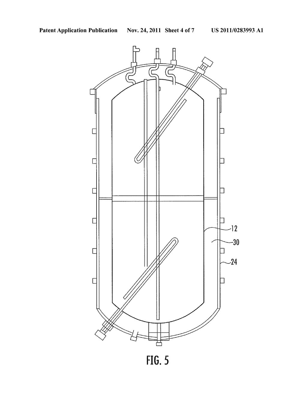 WATER HEATER WITH INSULATING LAYER - diagram, schematic, and image 05
