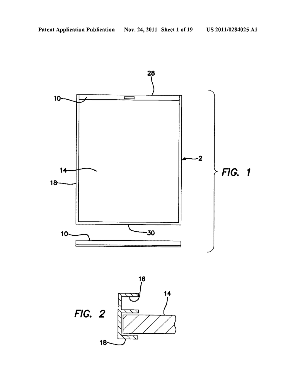 Method and Apparatus for Cleaning A Touch or Display Screen - diagram, schematic, and image 02