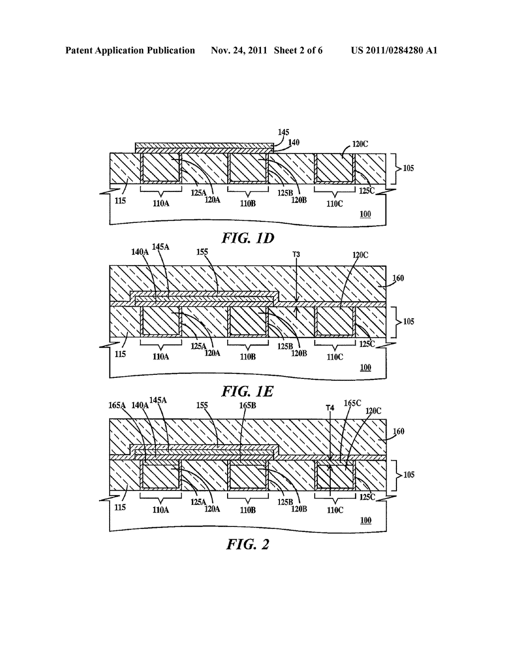 OPTICALLY TRANSPARENT WIRES FOR SECURE CIRCUITS AND METHODS OF MAKING SAME - diagram, schematic, and image 03