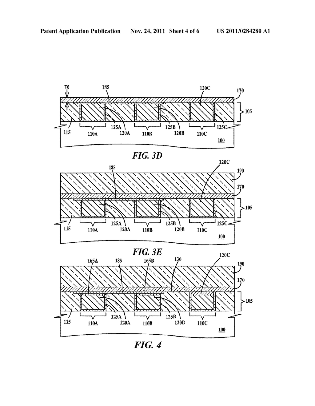 OPTICALLY TRANSPARENT WIRES FOR SECURE CIRCUITS AND METHODS OF MAKING SAME - diagram, schematic, and image 05