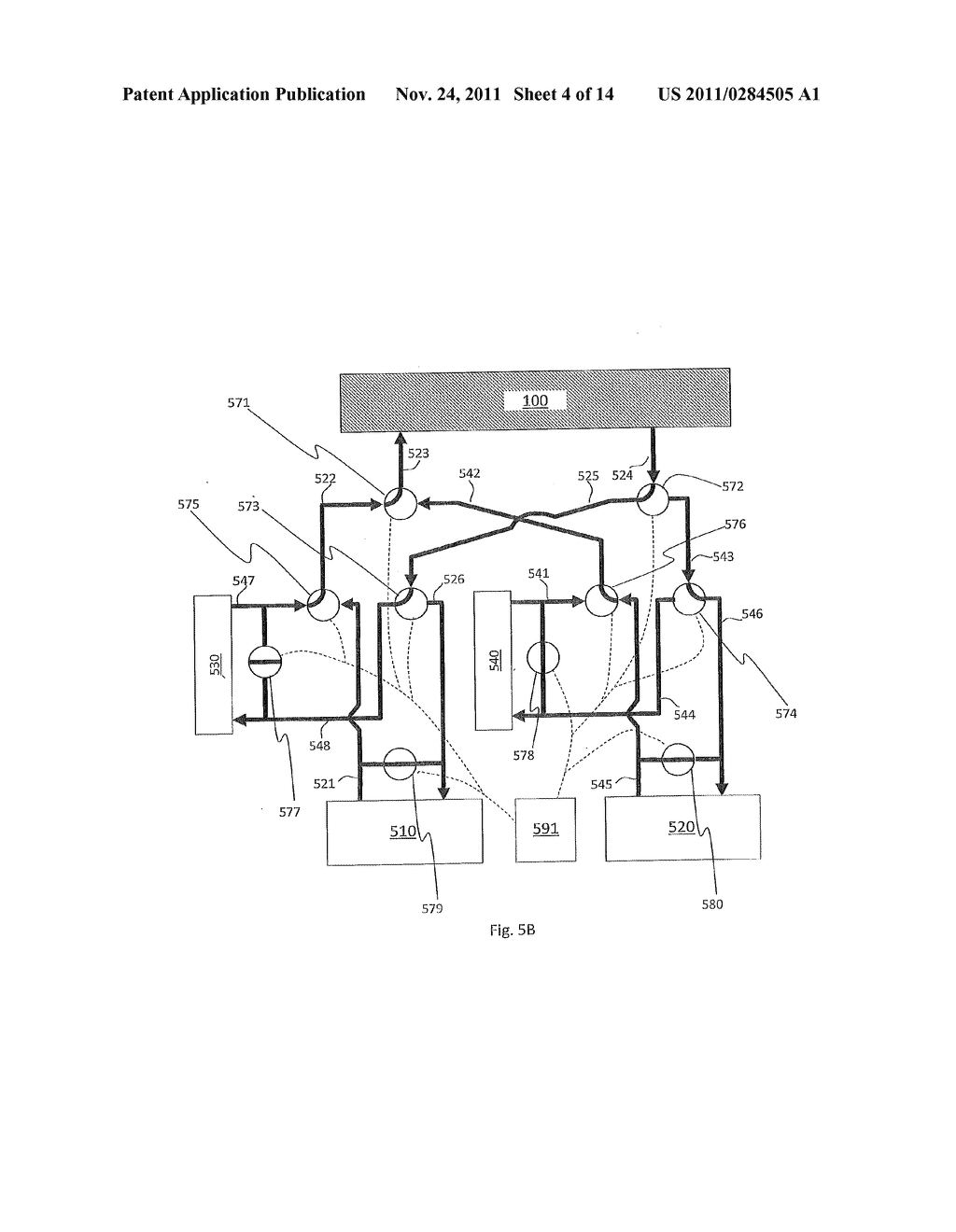 APPARATUS AND METHOD FOR TEMPERATURE CONTROL OF A SEMICONDUCTOR SUBSTRATE     SUPPORT - diagram, schematic, and image 05