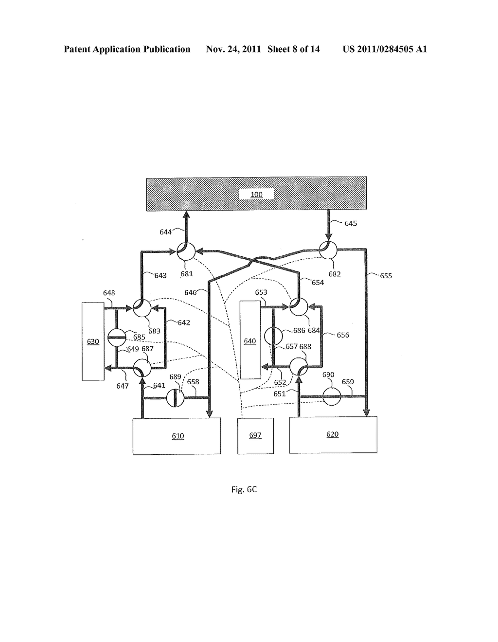 APPARATUS AND METHOD FOR TEMPERATURE CONTROL OF A SEMICONDUCTOR SUBSTRATE     SUPPORT - diagram, schematic, and image 09