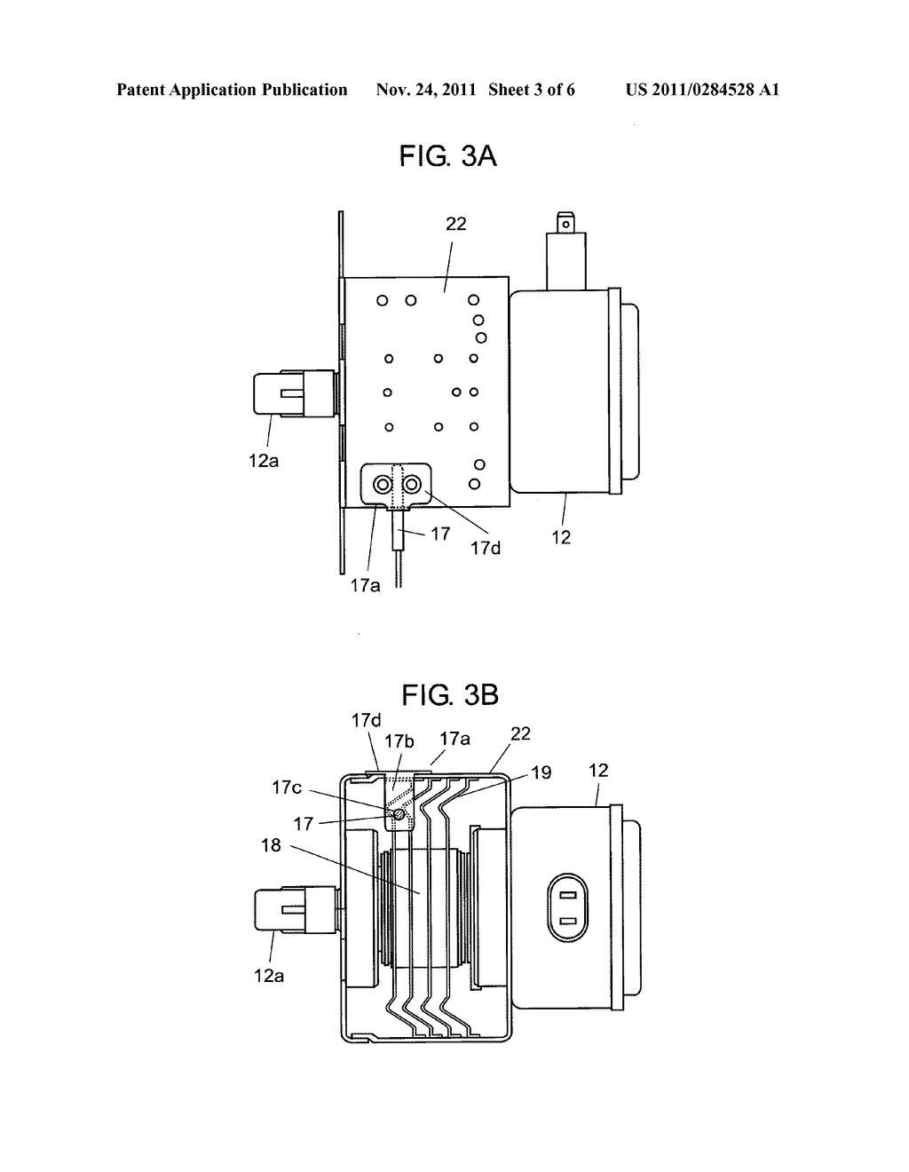 Microwave Oven Scematics