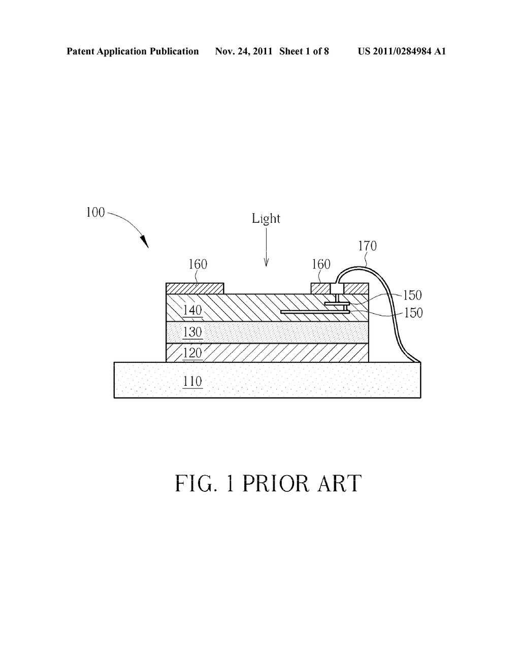 IMAGE SENSOR AND FABRICATING METHOD THEREOF - diagram, schematic, and image 02