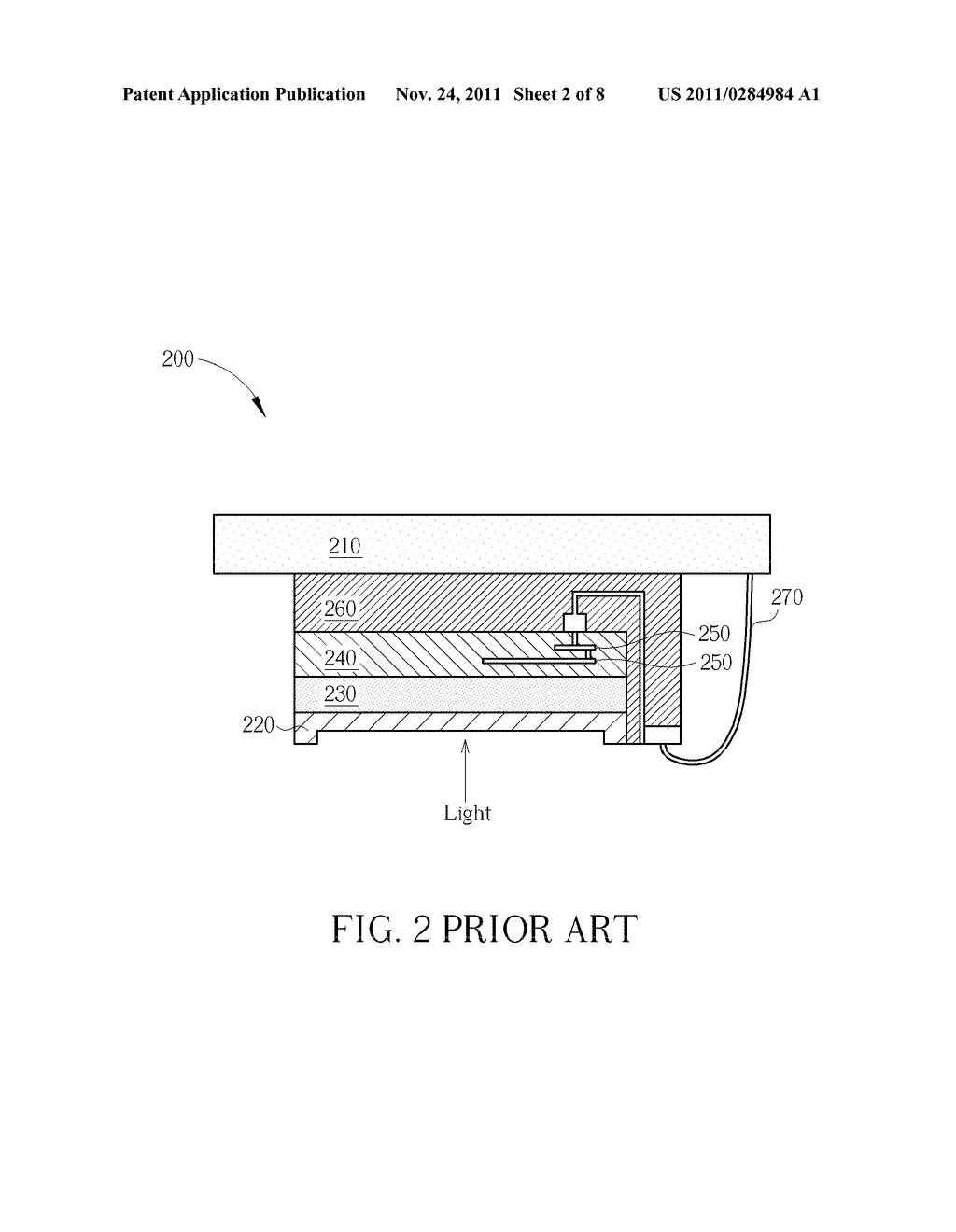 IMAGE SENSOR AND FABRICATING METHOD THEREOF - diagram, schematic, and image 03