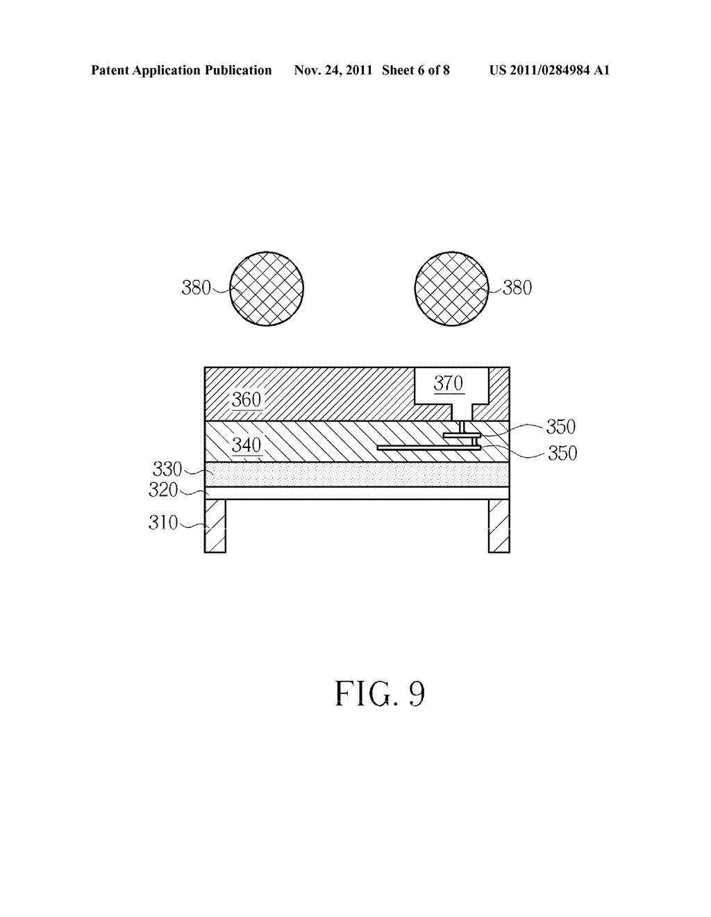 IMAGE SENSOR AND FABRICATING METHOD THEREOF - diagram, schematic, and image 07