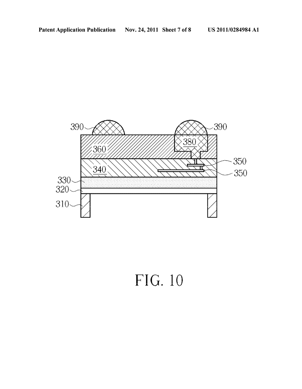 IMAGE SENSOR AND FABRICATING METHOD THEREOF - diagram, schematic, and image 08