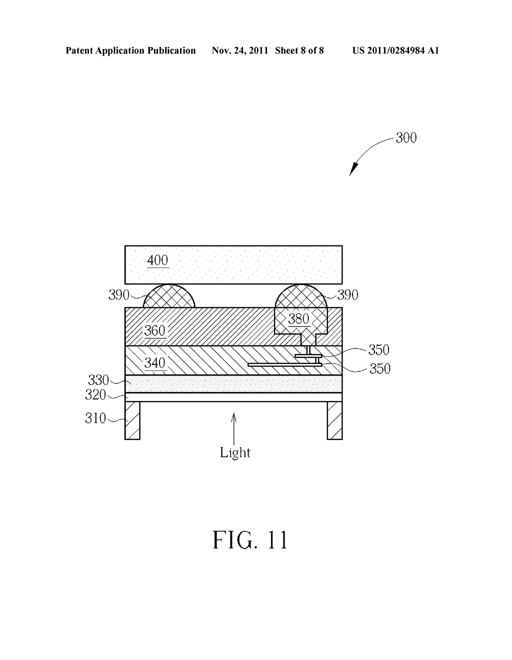 IMAGE SENSOR AND FABRICATING METHOD THEREOF - diagram, schematic, and image 09