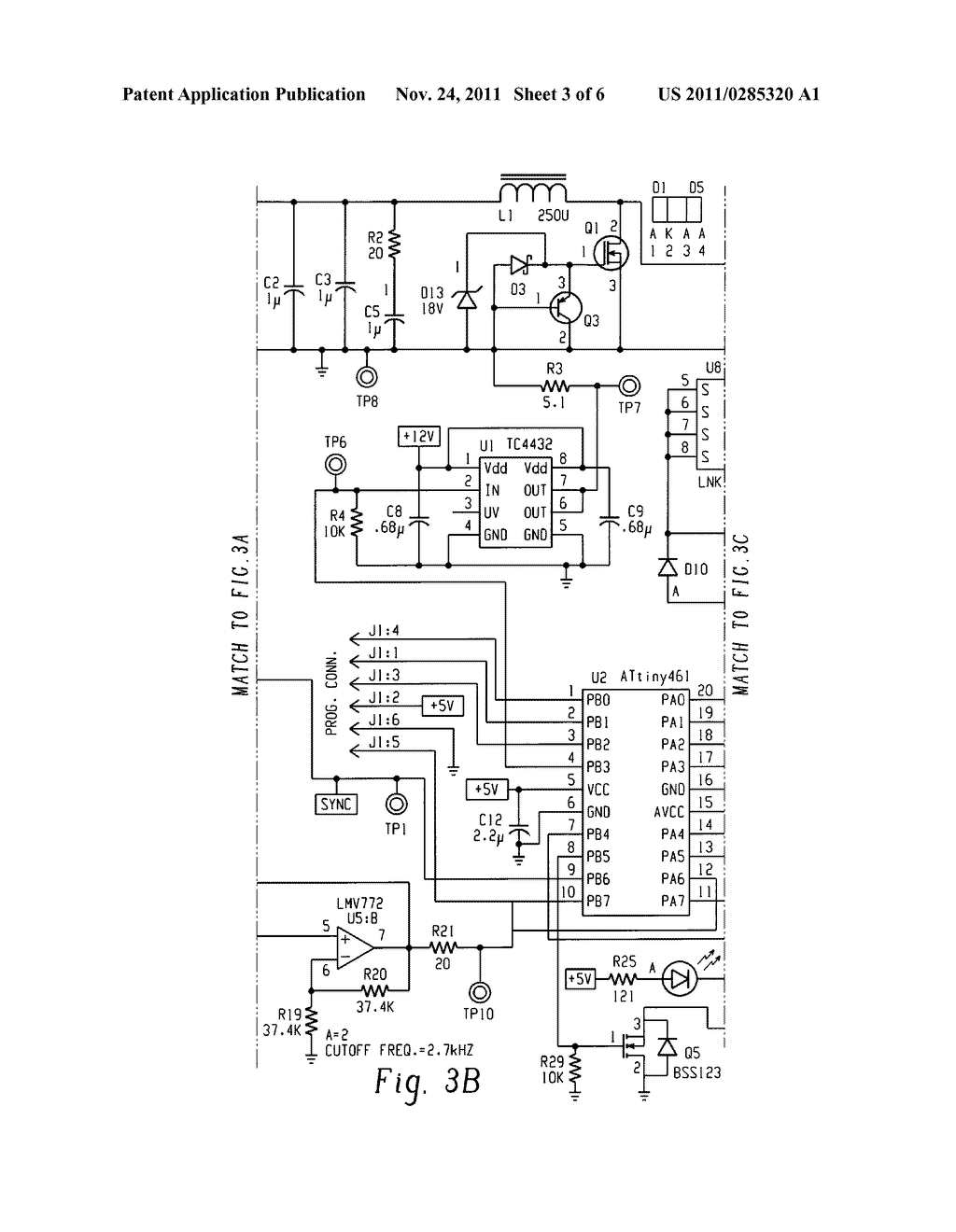 Power Supply For An Airfield Led Sign Diagram Schematic And Image 04