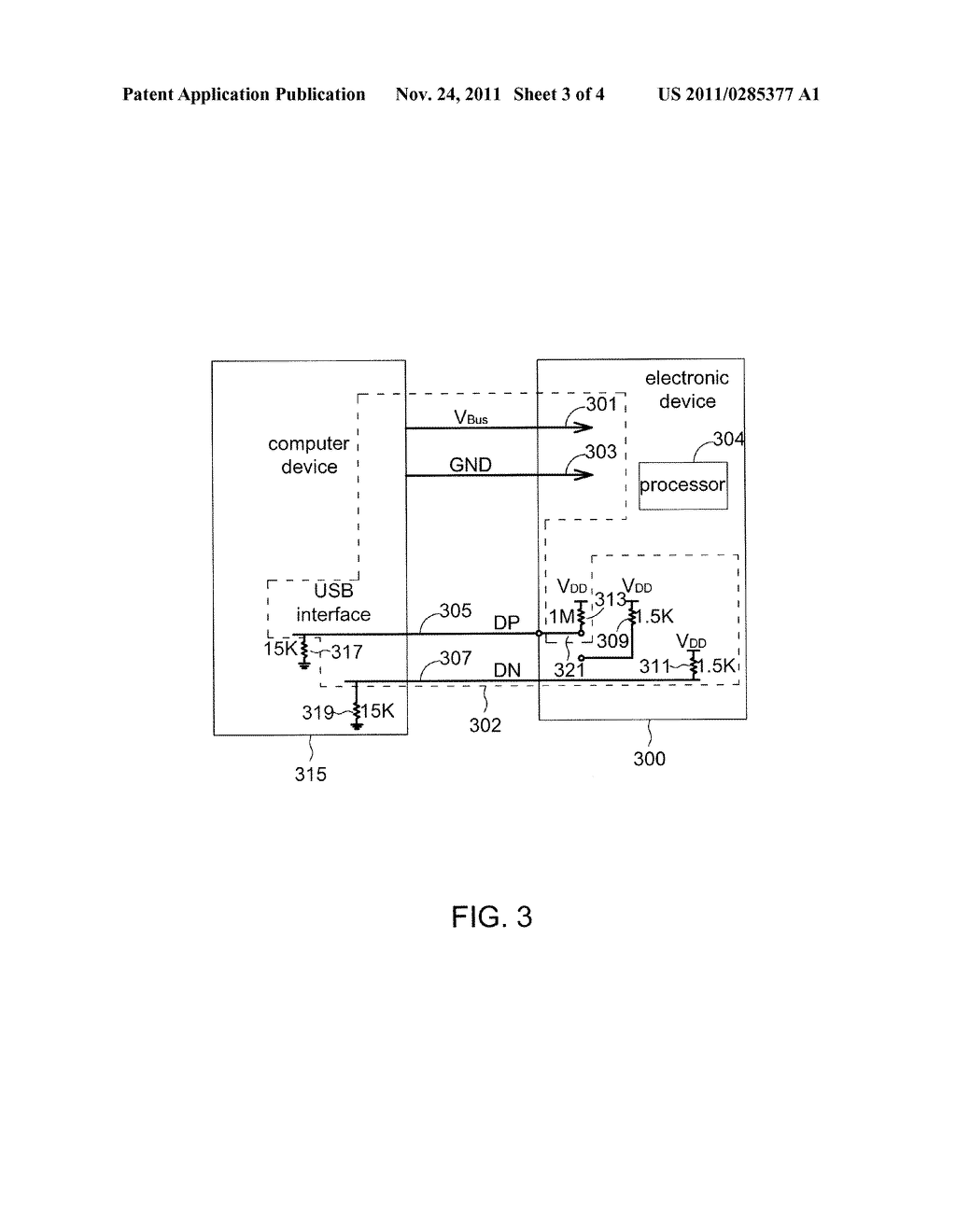 Data Transmission Interface and Electronic Device Using the Same - diagram, schematic, and image 04