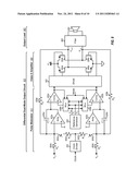 OUTPUT CIRCUITS WITH CLASS D AMPLIFIER diagram and image