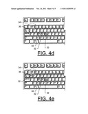 PRESSURE-SENSITIVE KEYBOARD AND ASSOCIATED METHOD OF OPERATION diagram and image