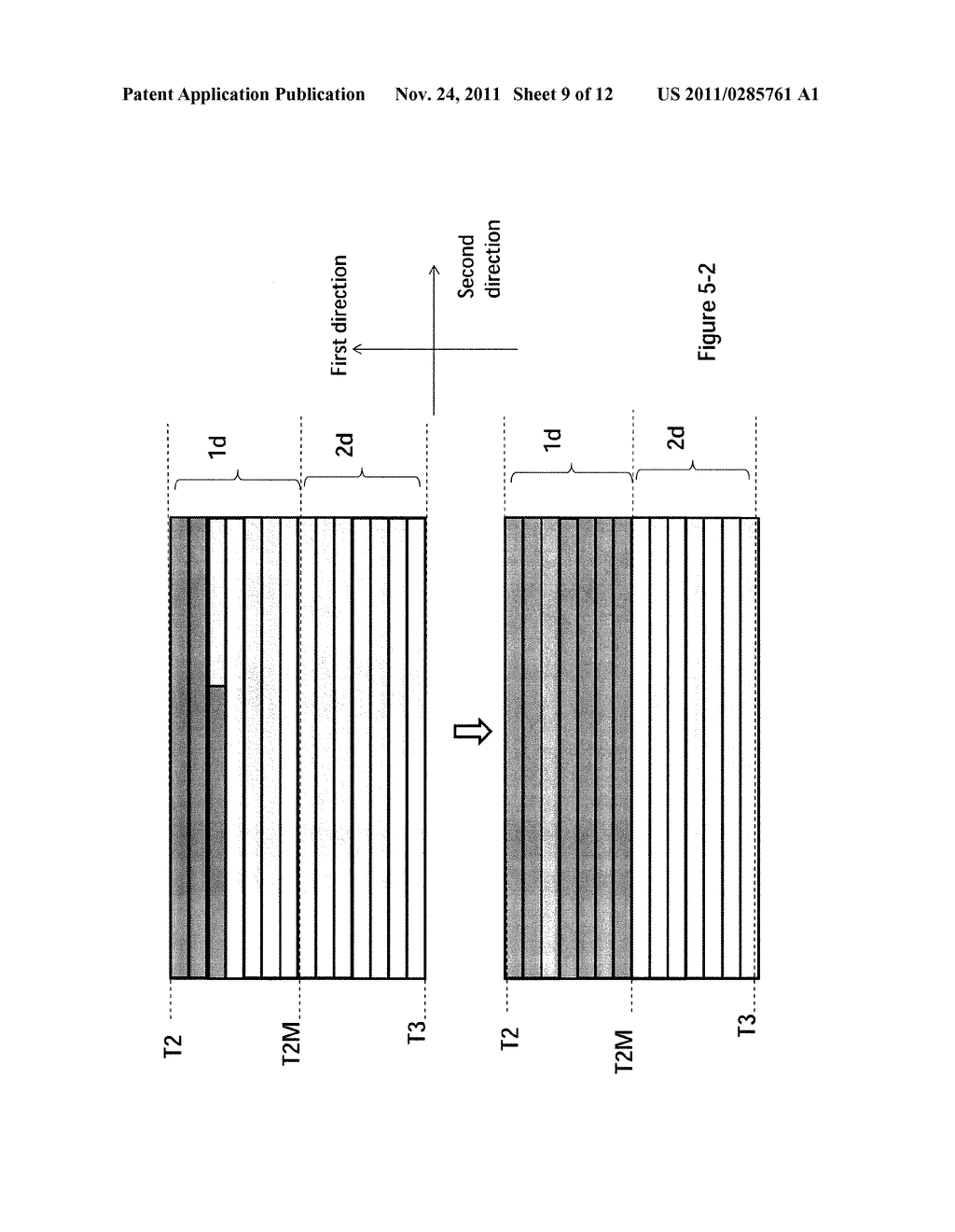 Control Apparatus Used in Three-Dimensional Display Apparatus and     Associated Three-Dimensional Glasses - diagram, schematic, and image 10