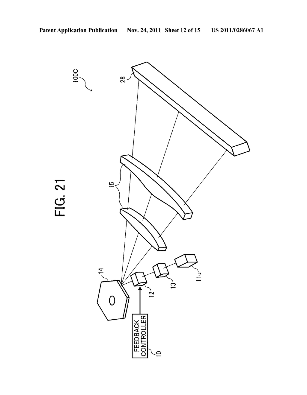 OPTICAL SCANNING DEVICE AND IMAGE FORMING APPARATUS - diagram, schematic, and image 13