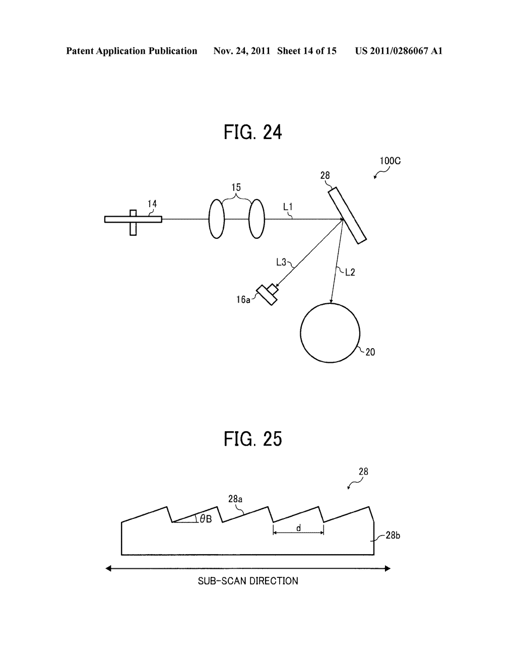 OPTICAL SCANNING DEVICE AND IMAGE FORMING APPARATUS - diagram, schematic, and image 15