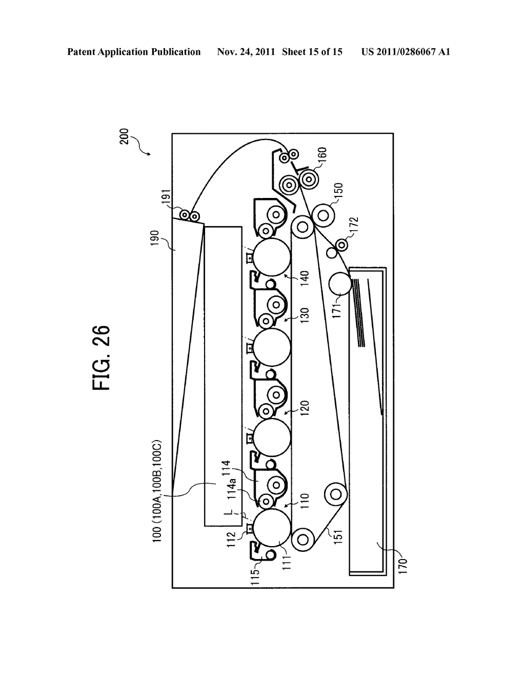 OPTICAL SCANNING DEVICE AND IMAGE FORMING APPARATUS - diagram, schematic, and image 16
