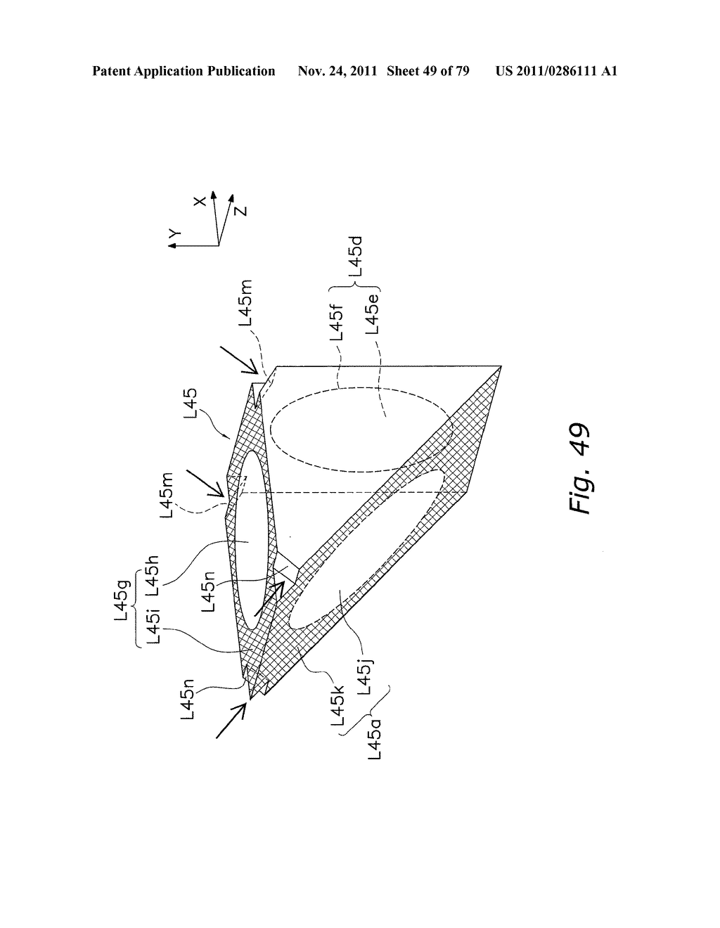 LENS BARREL, IMAGE PICKUP DEVICE, AND LENS BARREL MANUFACTURING METHOD - diagram, schematic, and image 50