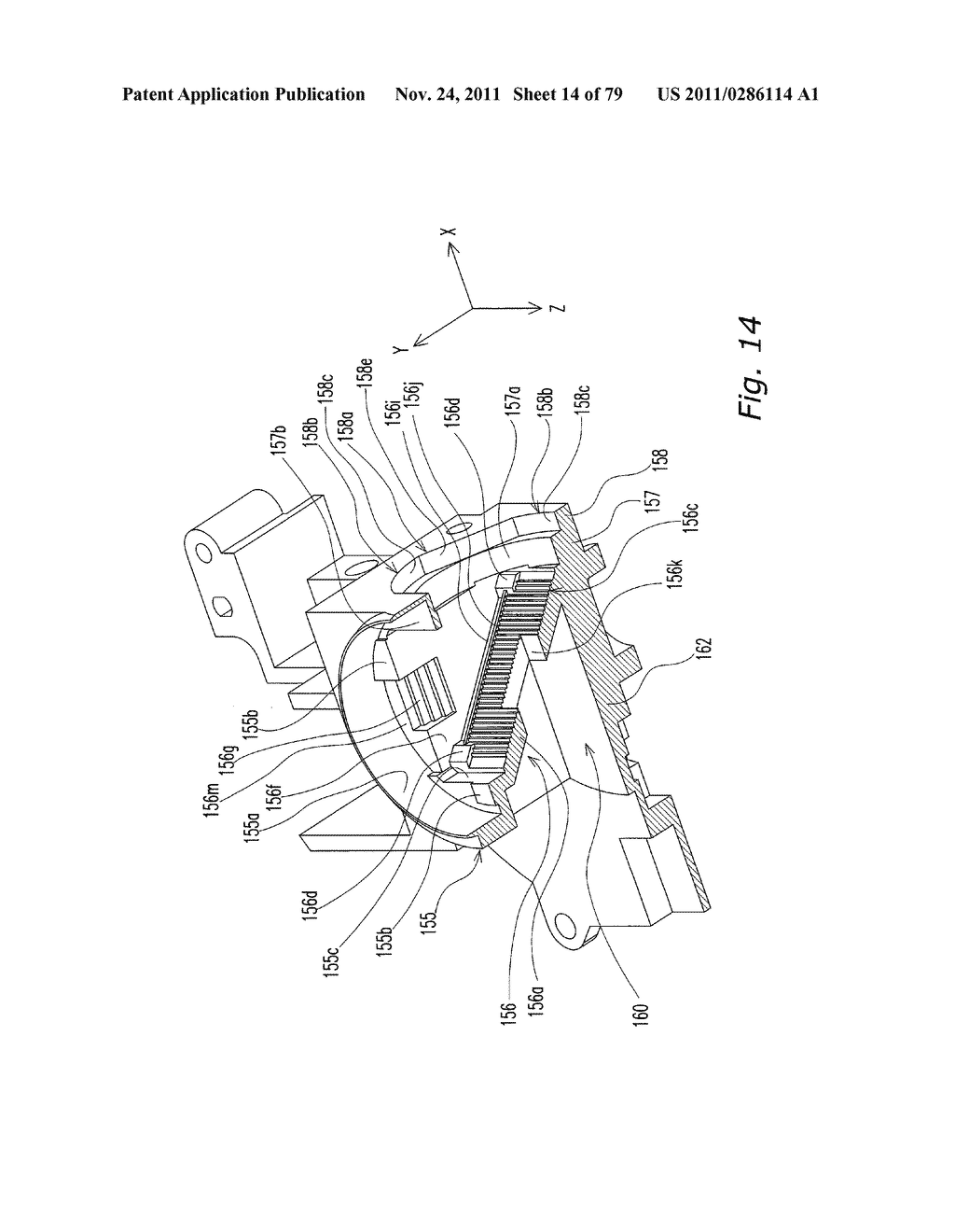 LENS BARREL, IMAGE PICKUP DEVICE, AND LENS BARREL MANUFACTURING METHOD - diagram, schematic, and image 15