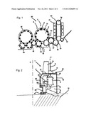 APPARATUS AND METHOD OF CLEANING GAS IN BLOW MOULDING MACHINES diagram and image