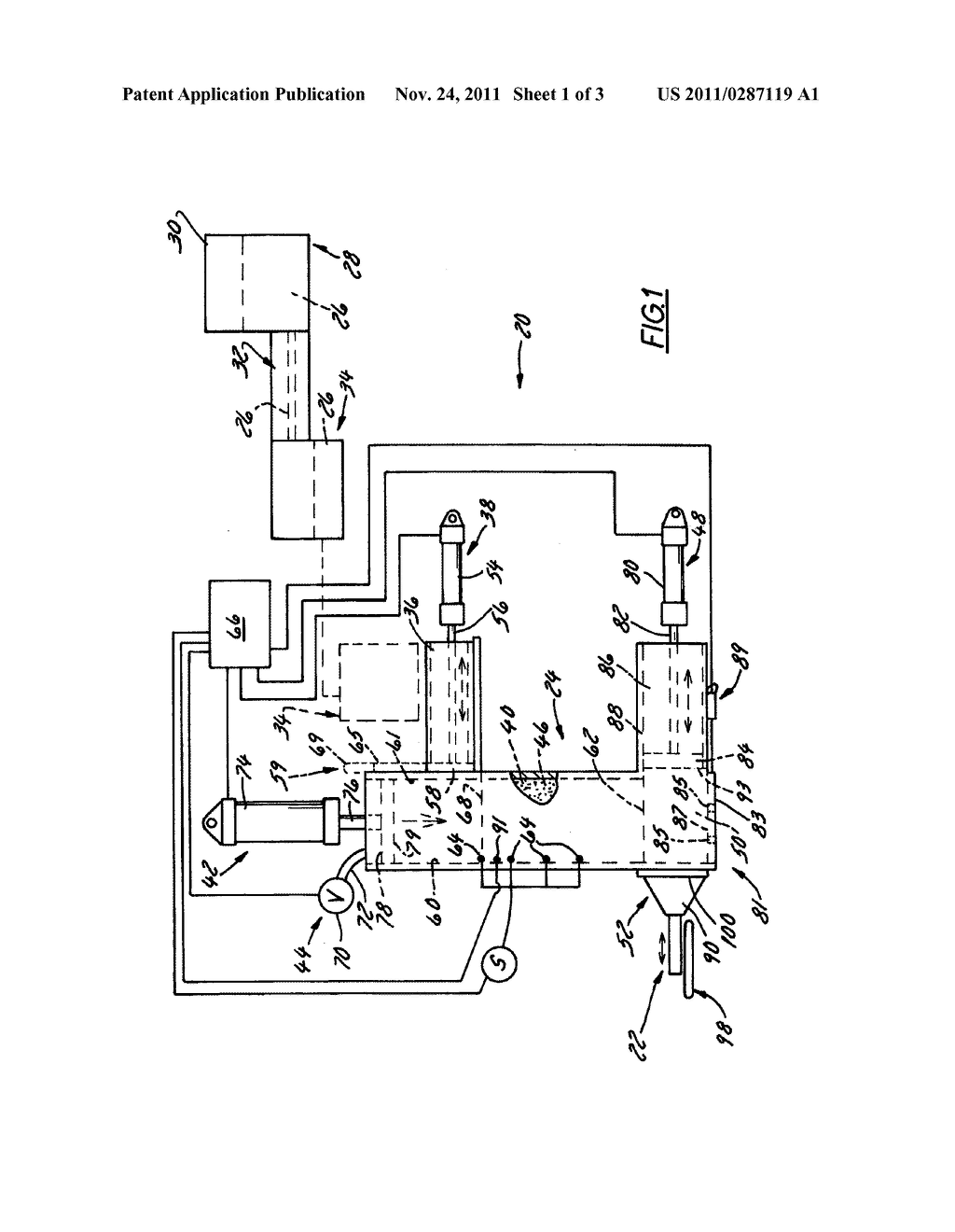 Machine and Method for Producing Extruded Concrete Product - diagram, schematic, and image 02