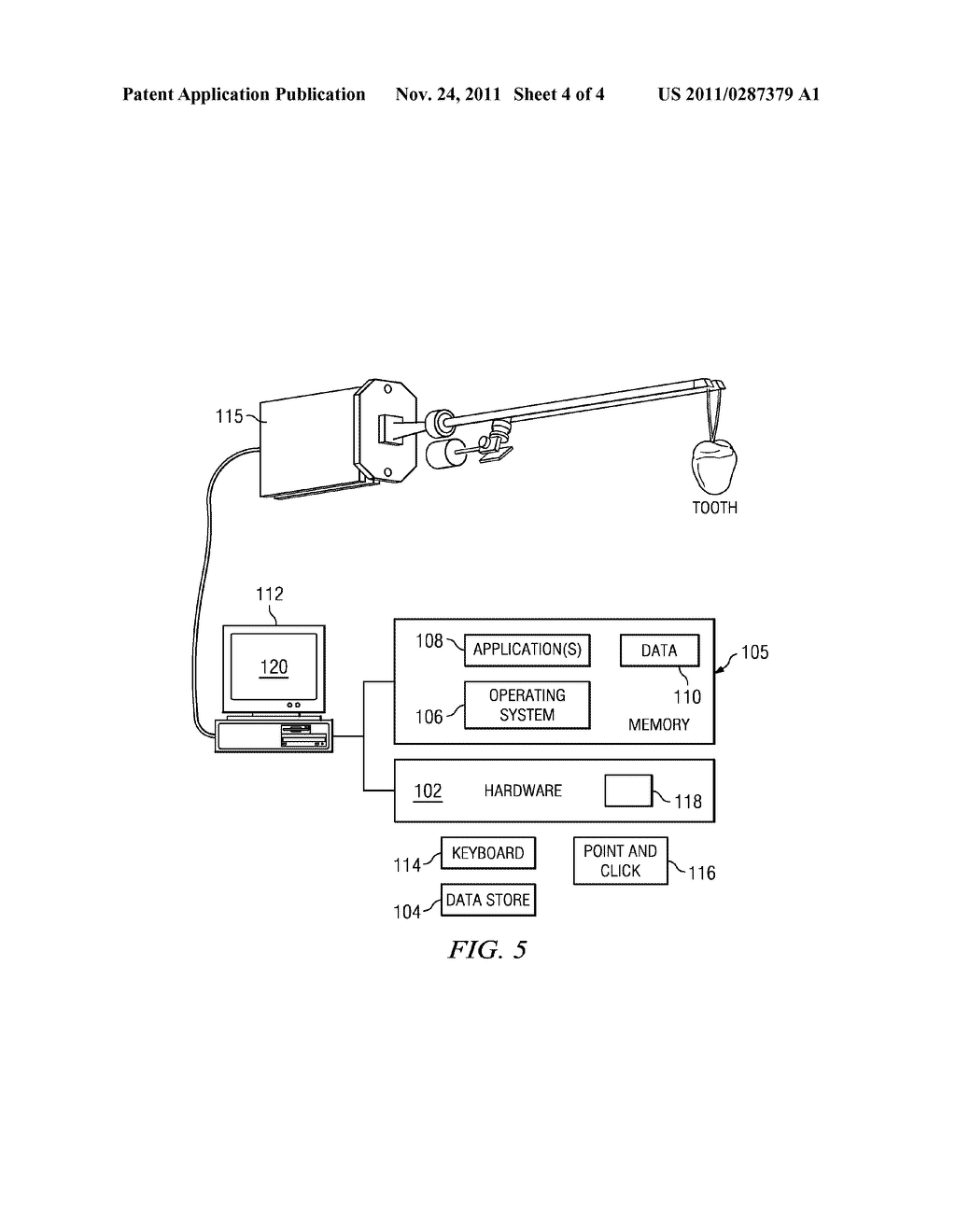 Display method and system for enabling an operator to visualize and     correct alignment errors in imaged data sets - diagram, schematic, and image 05