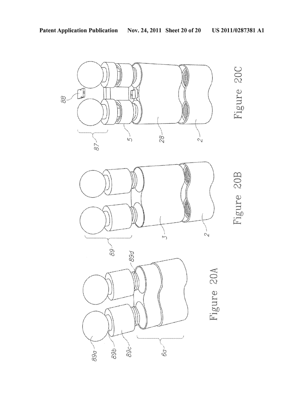 SYSTEM, METHOD AND APPARATUS FOR IMPLEMENTING DENTAL IMPLANTS - diagram, schematic, and image 21