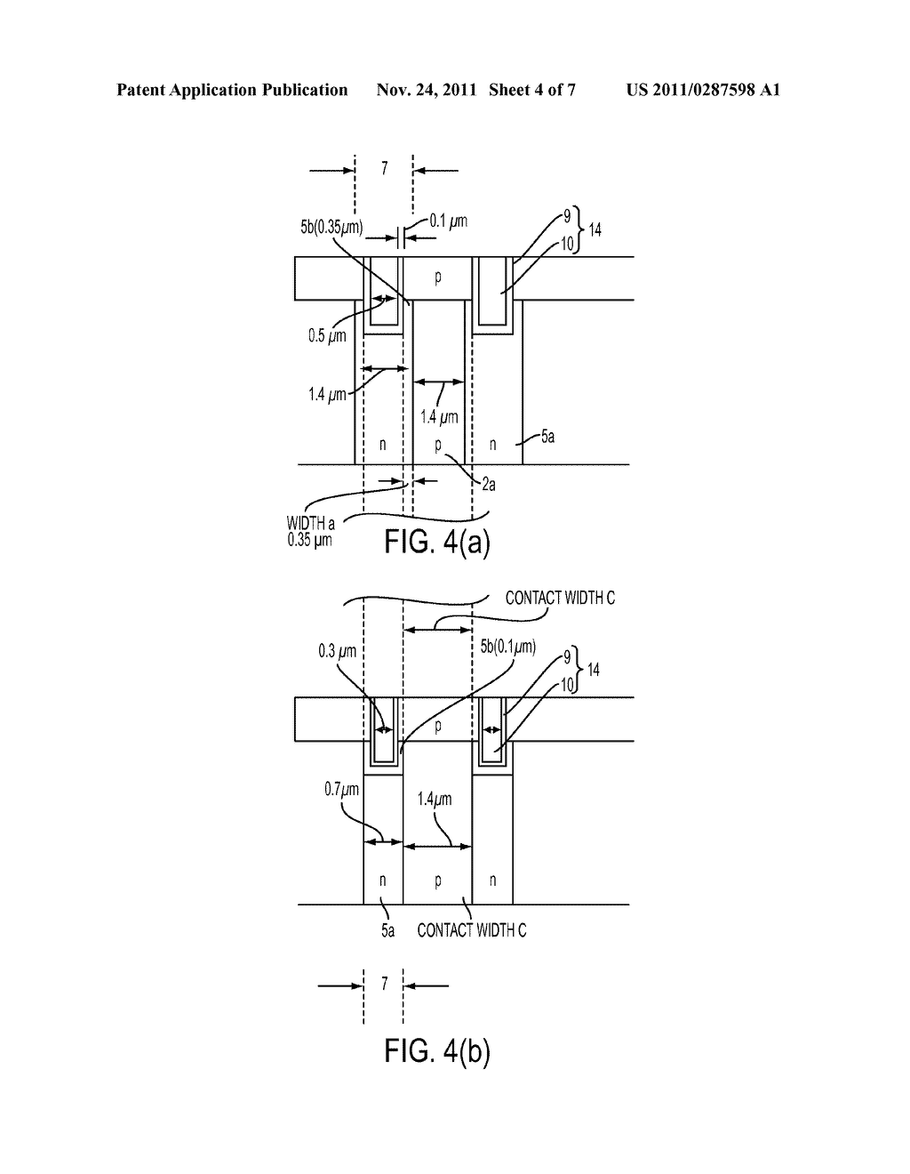 METHOD OF MANUFACTURING SUPER-JUNCTION SEMICONDUCTOR DEVICE - diagram, schematic, and image 05