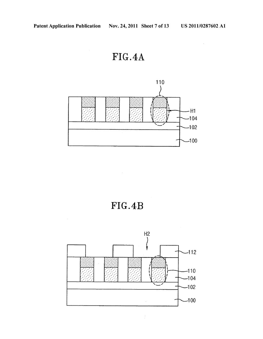 PHASE CHANGE MEMORY DEVICE HAVING A BENT HEATER AND METHOD FOR     MANUFACTURING THE SAME - diagram, schematic, and image 08