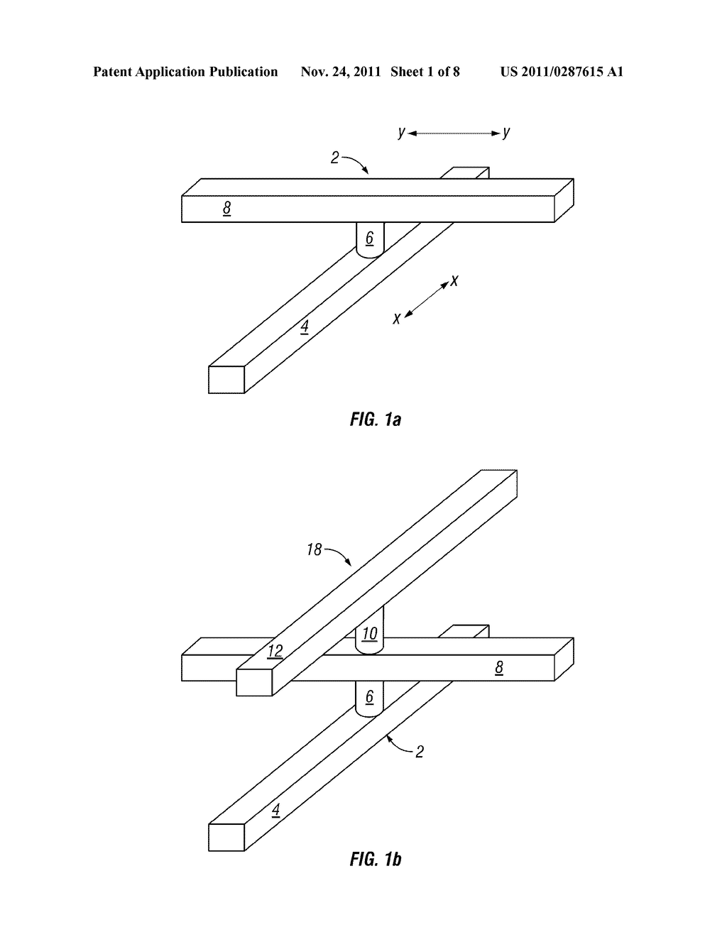 HIGH-DENSITY NONVOLATILE MEMORY AND METHODS OF MAKING THE SAME - diagram, schematic, and image 02