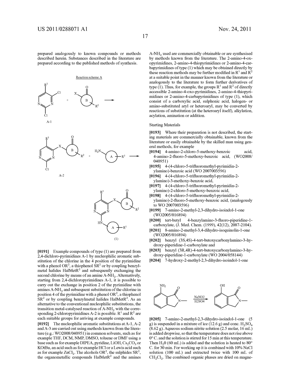 SUBSTITUTED PYRIMIDINES FOR THE TREATMENT OF DISEASES SUCH AS CANCER - diagram, schematic, and image 18