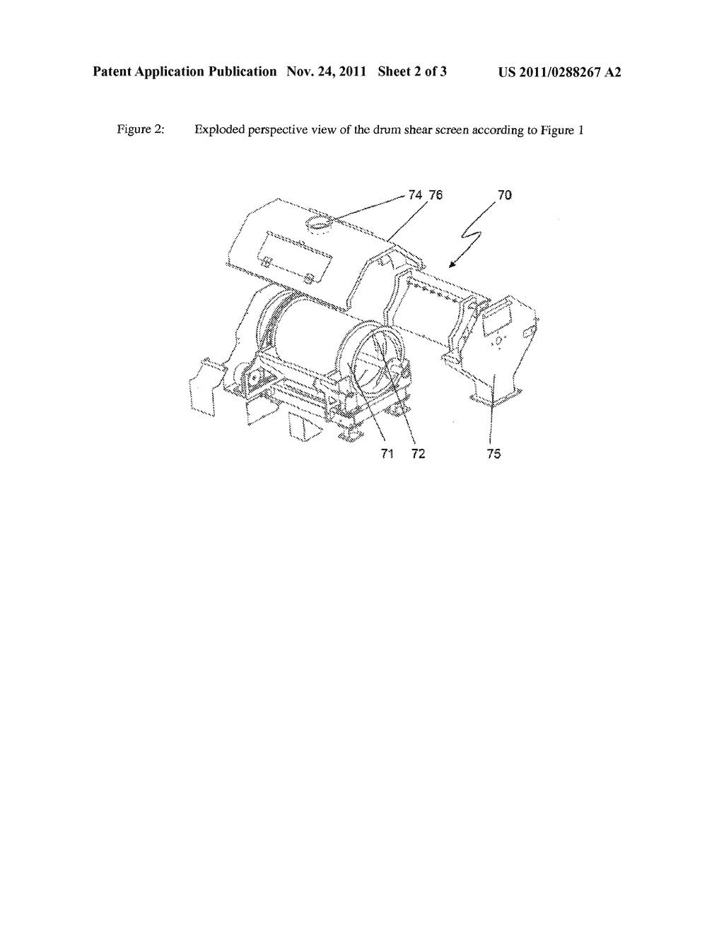 Method and Device for Cleaning an Absorptive Polyester - diagram, schematic, and image 03