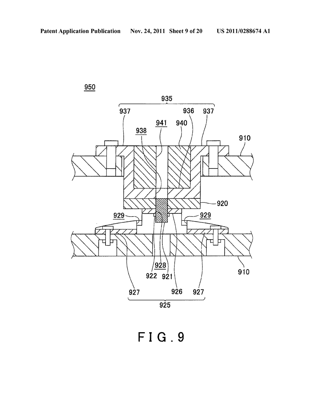 APPARATUS FOR MANAGING A HOLDER, APPARATUS FOR MANUFACTURING A LAYERED     SEMICONDUCTOR AND METHOD FOR MANAGING A HOLDER - diagram, schematic, and image 10