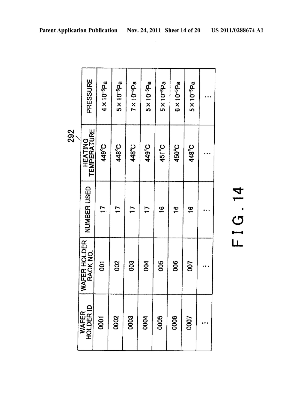 APPARATUS FOR MANAGING A HOLDER, APPARATUS FOR MANUFACTURING A LAYERED     SEMICONDUCTOR AND METHOD FOR MANAGING A HOLDER - diagram, schematic, and image 15