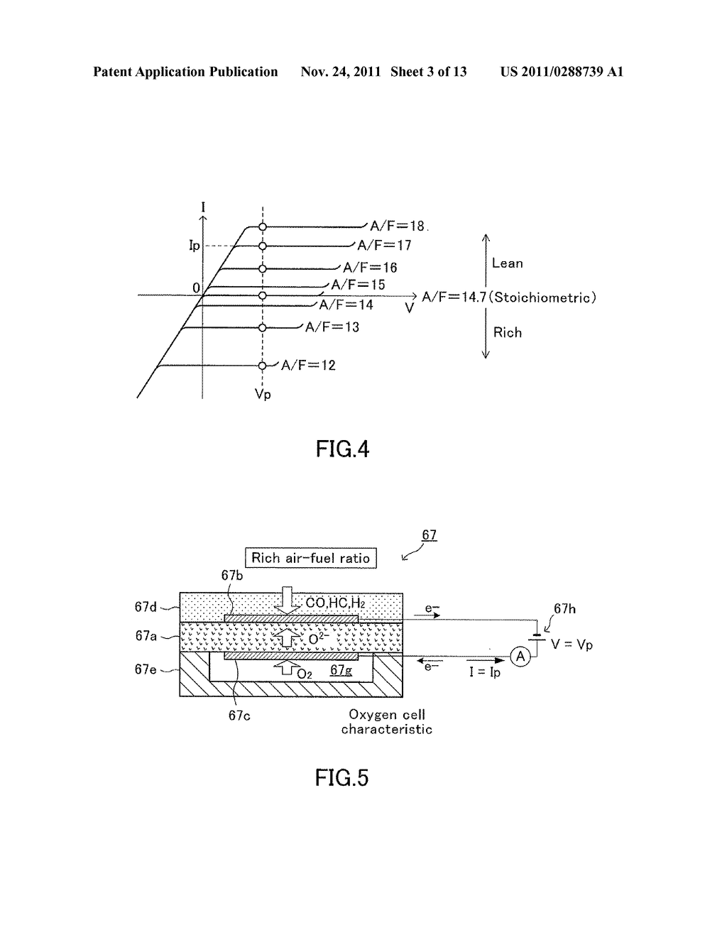 APPARATUS FOR DETERMINING AN AIR-FUEL RATIO IMBALANCE AMONG CYLINDERS OF     AN INTERNAL COMBUSTION ENGINE - diagram, schematic, and image 04