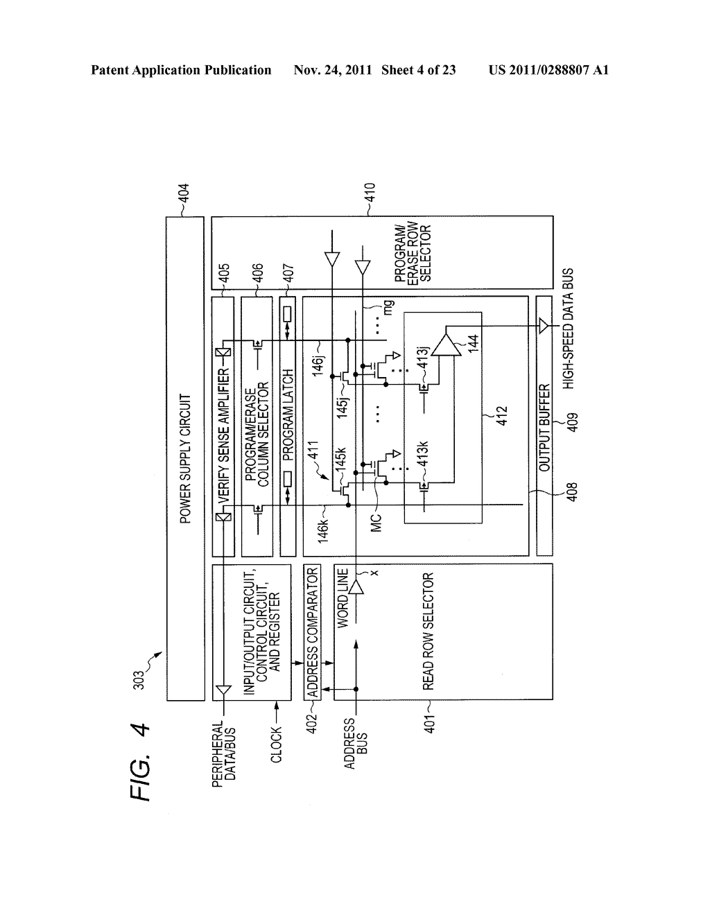 FAILURE DETECTING METHOD, SEMICONDUCTOR DEVICE, AND MICROCOMPUTER     APPLICATION SYSTEM - diagram, schematic, and image 05