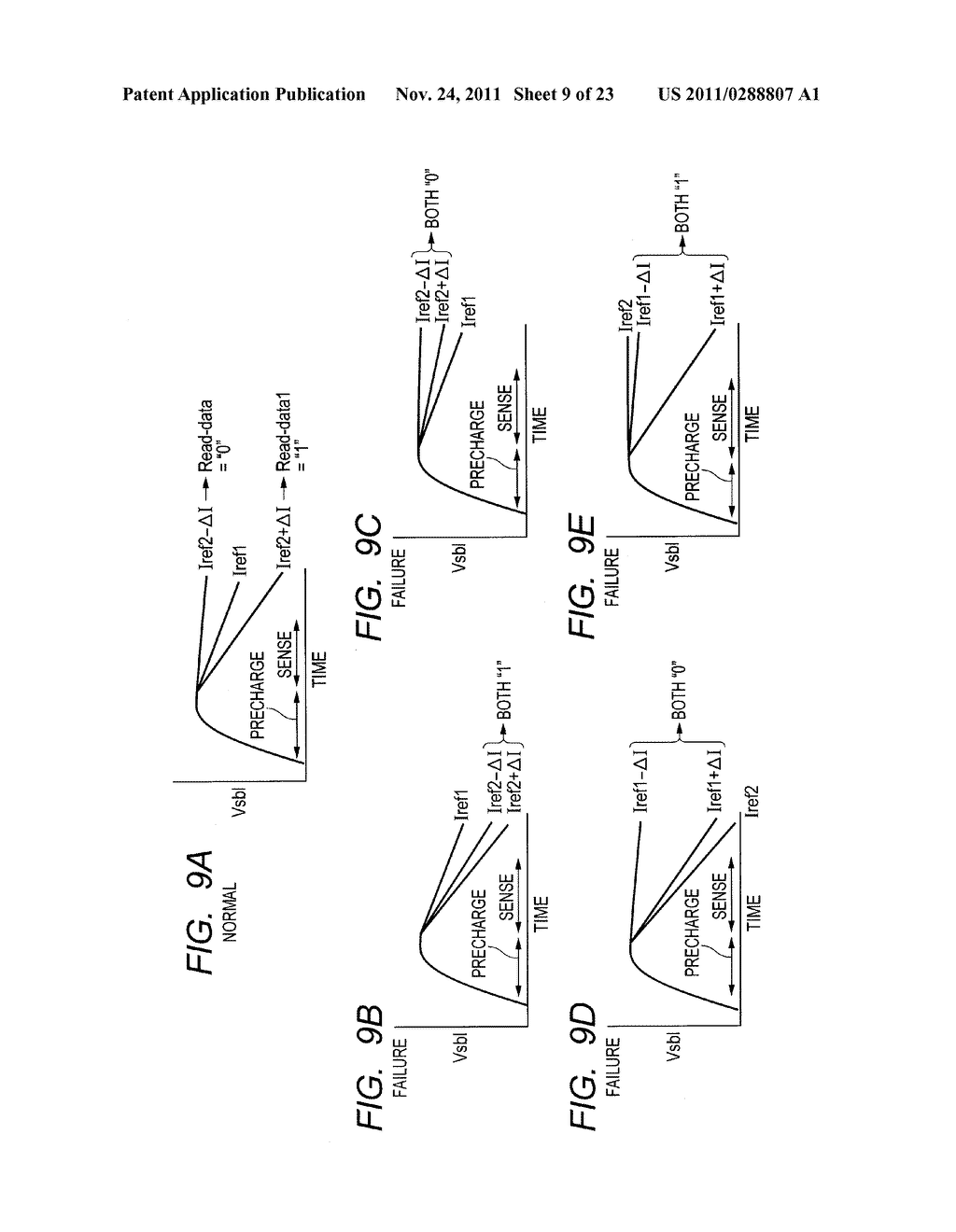 FAILURE DETECTING METHOD, SEMICONDUCTOR DEVICE, AND MICROCOMPUTER     APPLICATION SYSTEM - diagram, schematic, and image 10