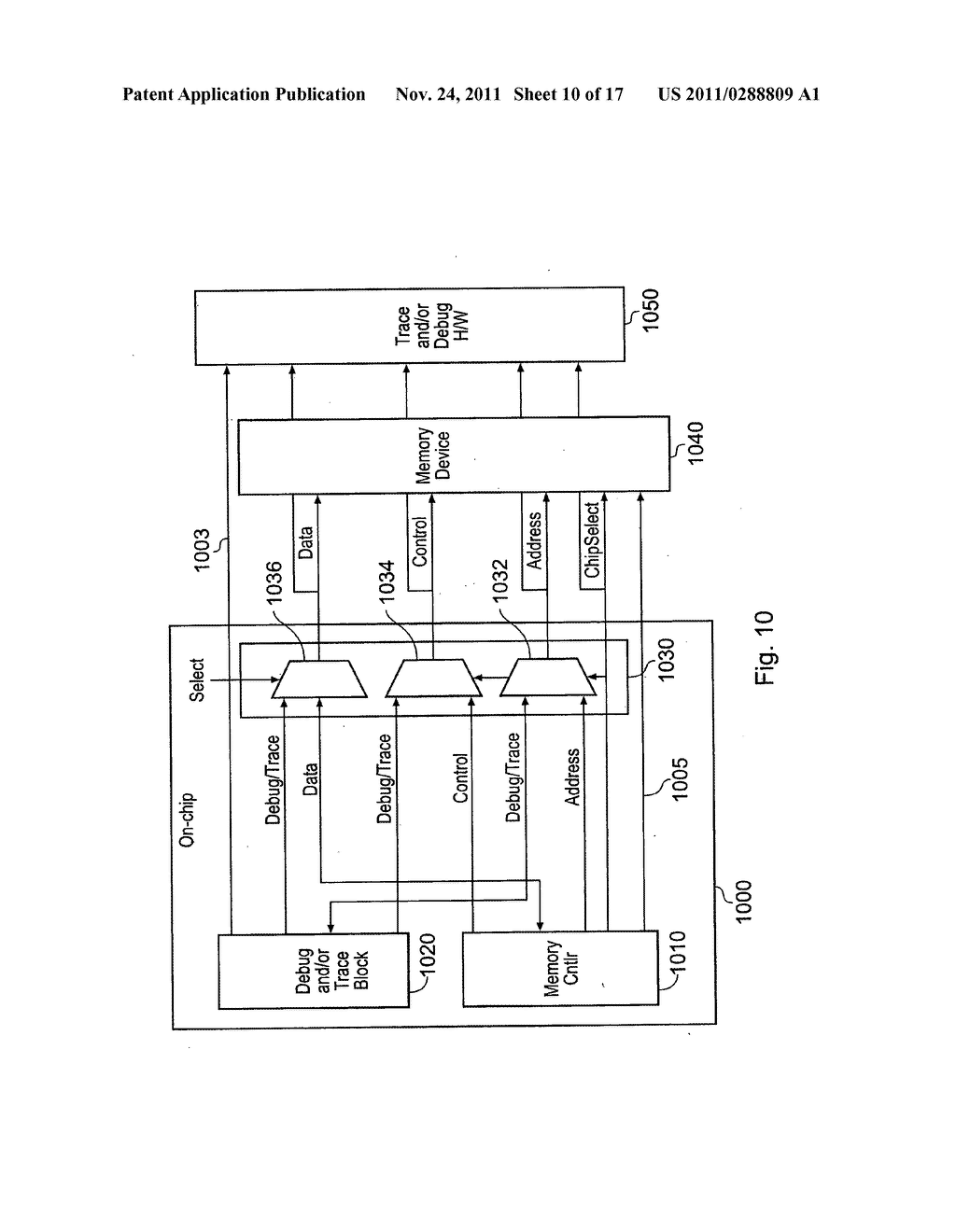 Communication of a diagnostic signal and a functional signal by an     integrated circuit - diagram, schematic, and image 11