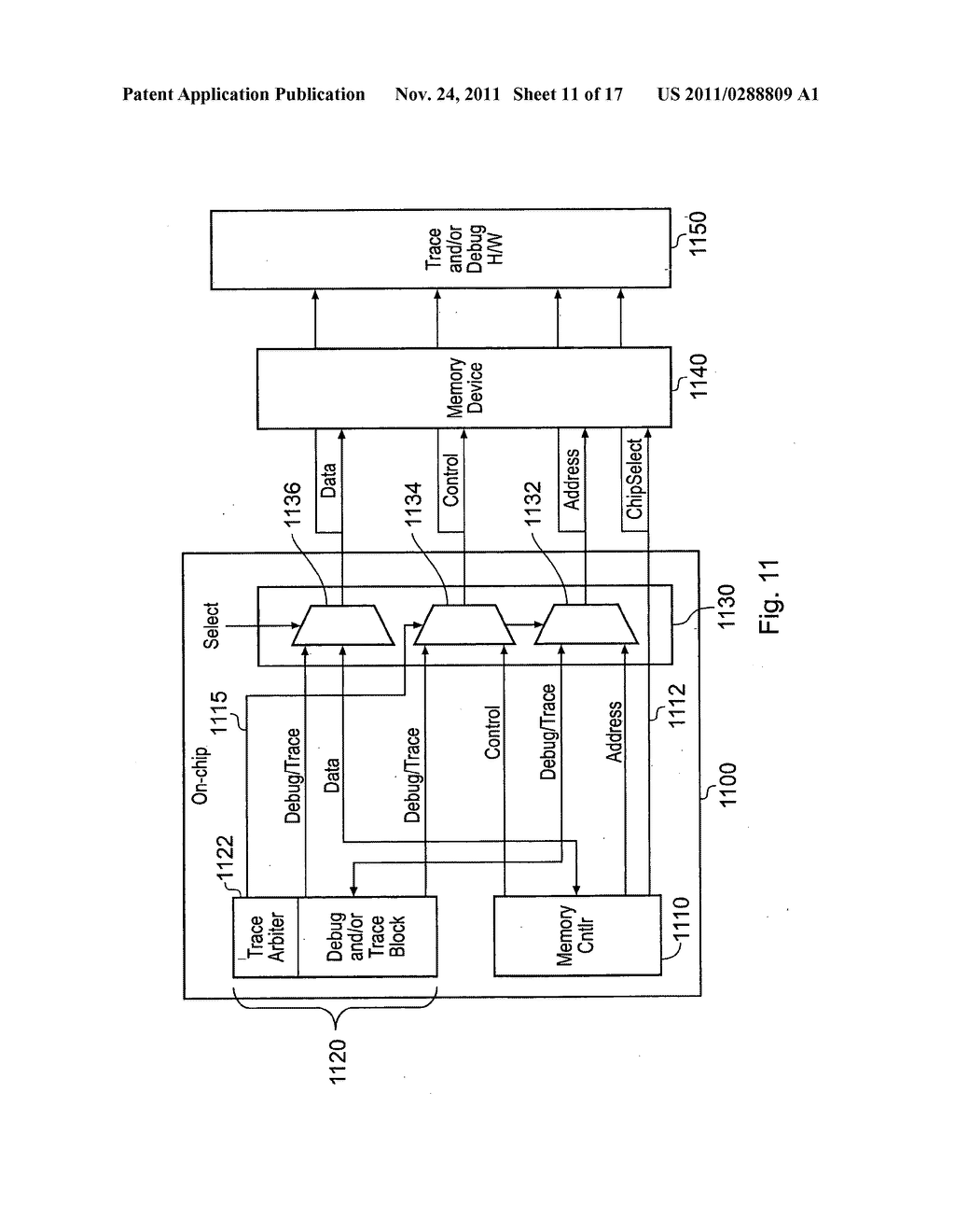 Communication of a diagnostic signal and a functional signal by an     integrated circuit - diagram, schematic, and image 12