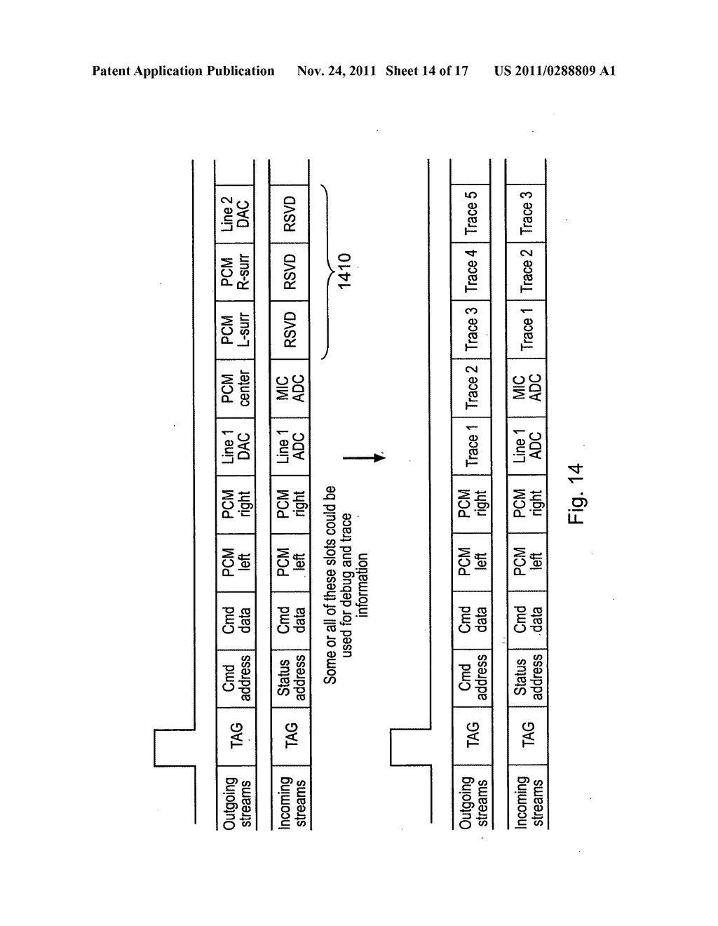 Communication of a diagnostic signal and a functional signal by an     integrated circuit - diagram, schematic, and image 15