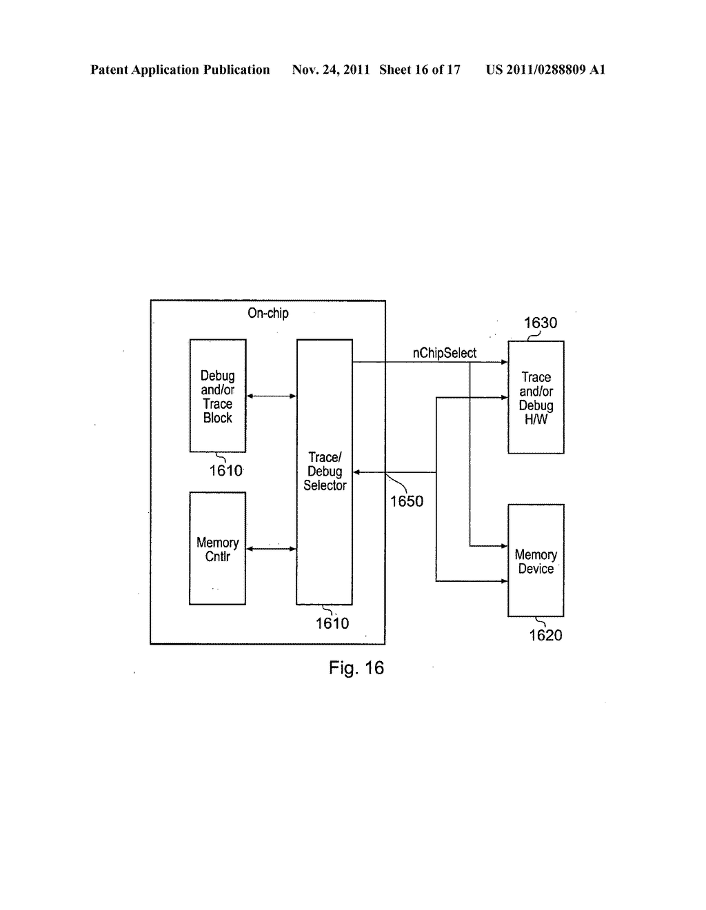 Communication of a diagnostic signal and a functional signal by an     integrated circuit - diagram, schematic, and image 17