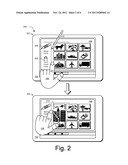Computing Device Magnification Gesture diagram and image