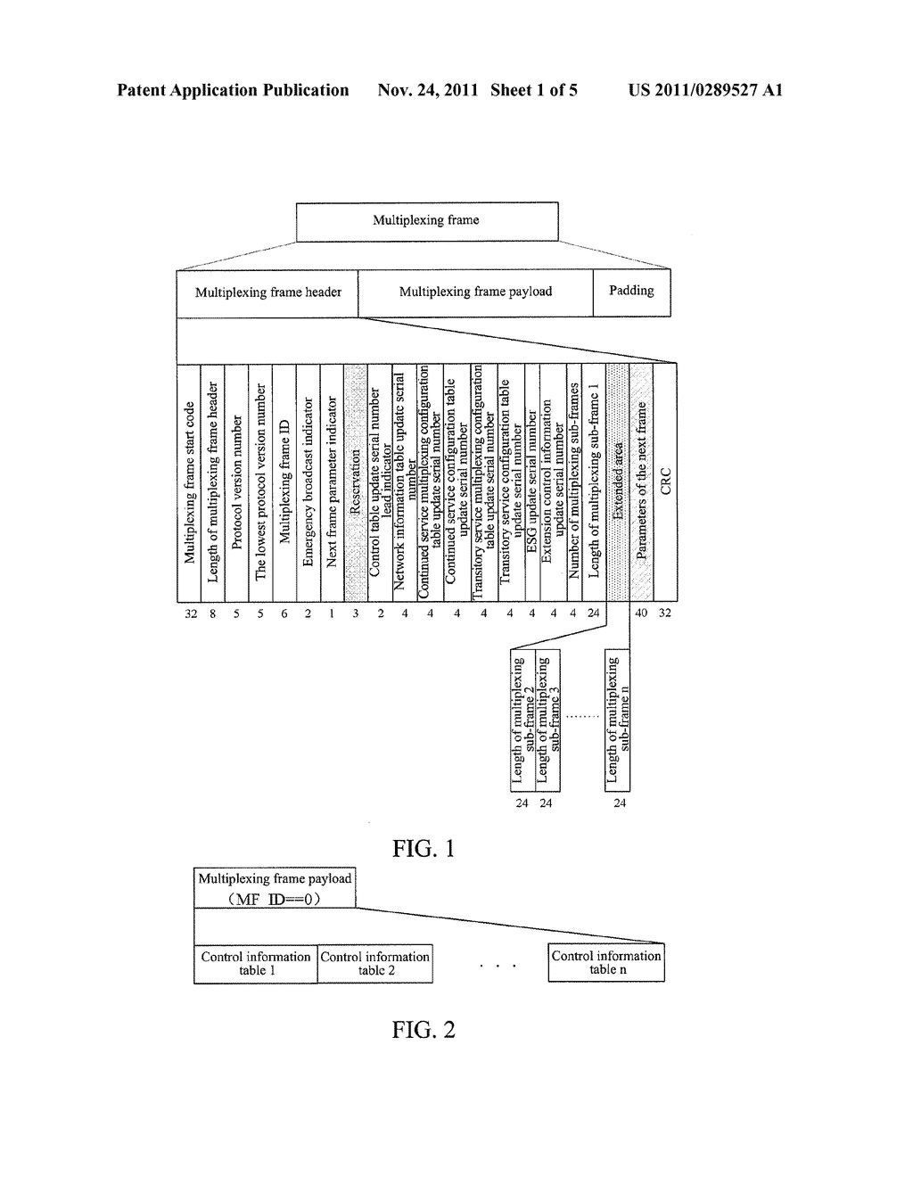 TRANSMISSION METHOD AND DEVICE OF EMERGENT BROADCASTING - diagram, schematic, and image 02