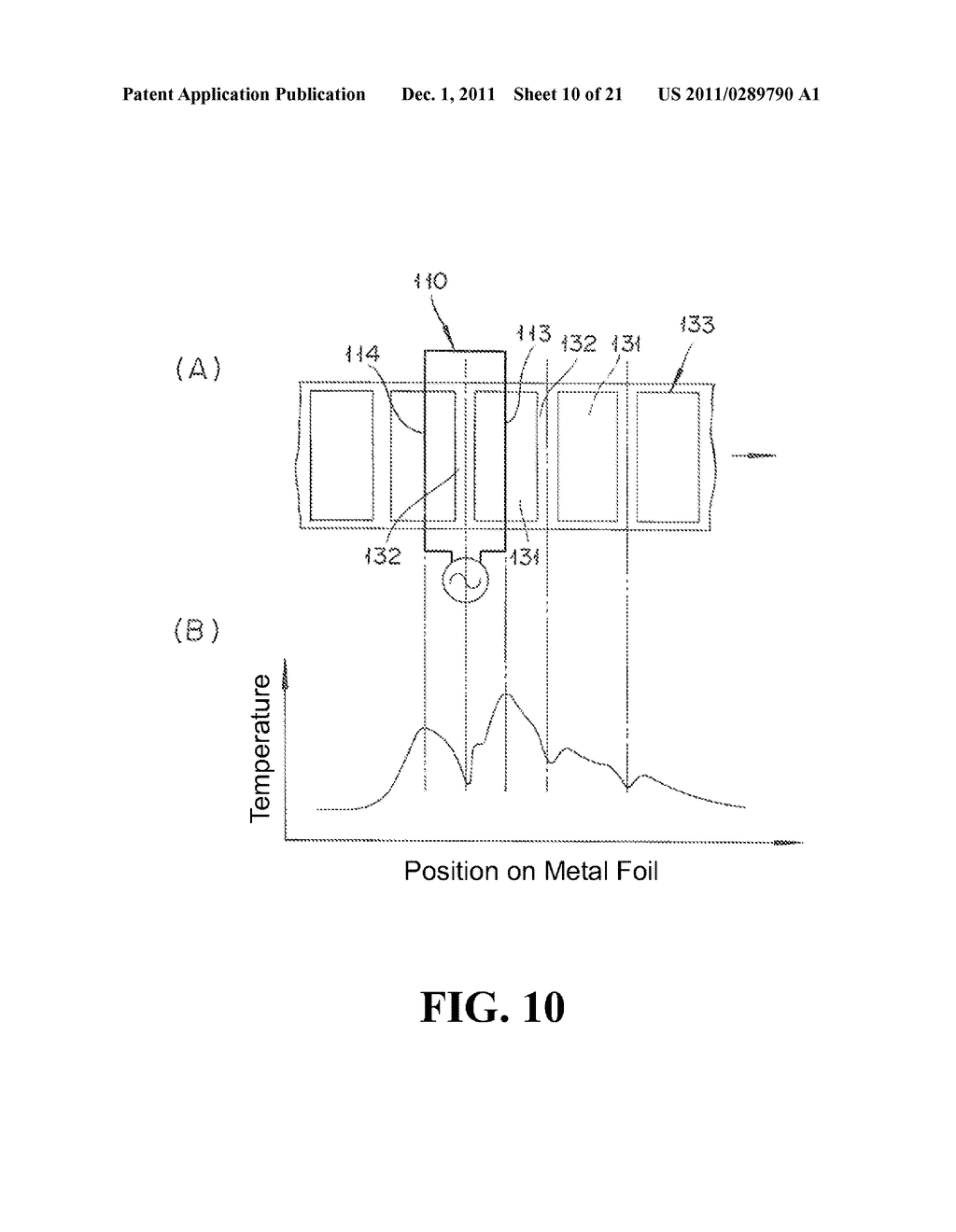 METHOD AND APPARATUS FOR DRYING ELECTRODE MATERIAL - diagram, schematic, and image 11