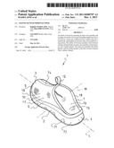 FOOTWEAR WITH IMPROVED UPPER diagram and image