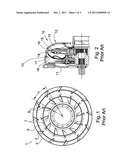 TORQUE CONVERTER WITH ASYMMETRIC BLADE SPACING diagram and image