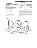 MOUTH GUARDS FOR TREATING OF TEMPOROMANDIBULAR DISORDER AND ASSOCIATED     METHODS diagram and image