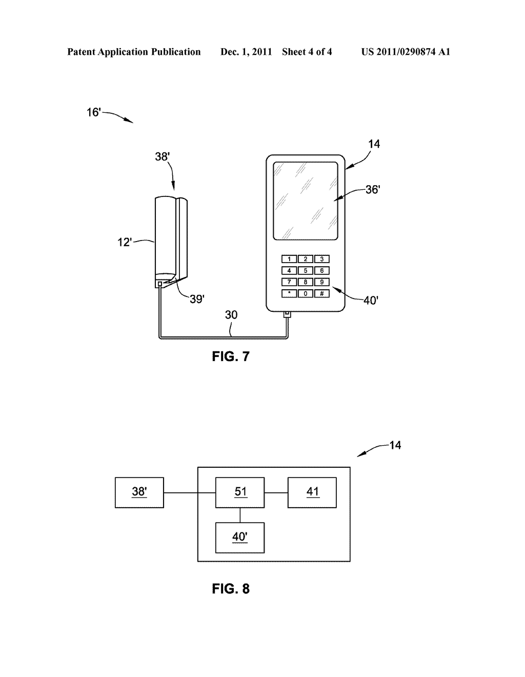 APPARATUS AND METHOD FOR COMMERCIAL TRANSACTIONS USING A COMMUNICATION     DEVICE - diagram, schematic, and image 05