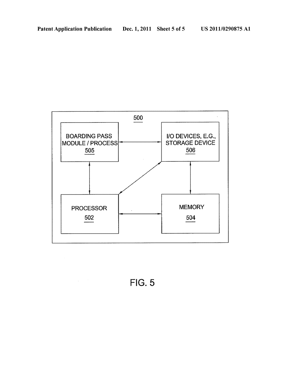 METHOD AND APPARATUS FOR USING BOARDING PASSES TO APPLY BUSINESS RULES - diagram, schematic, and image 06